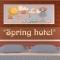 Spring Hotel Escape
