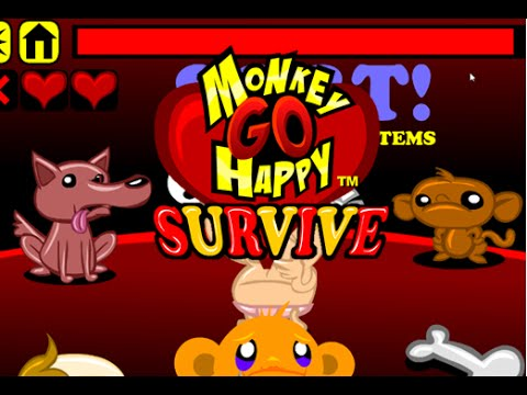 monkey-go-happy-survive